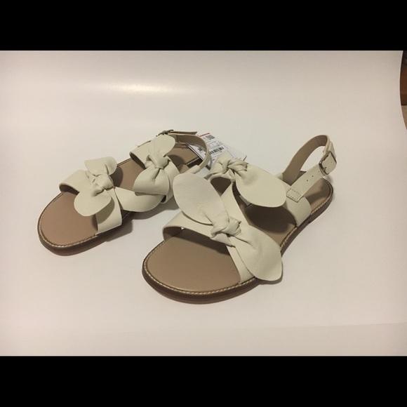 060a291b8bab Zara Kids leather sandals